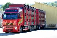 Un Camion de la SAS Latieule frères